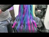 How to change Vivid Semi-Permanent Fashion Colors - hd720 [mp4]