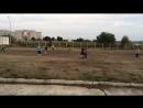 Як козаки в футбол бігали