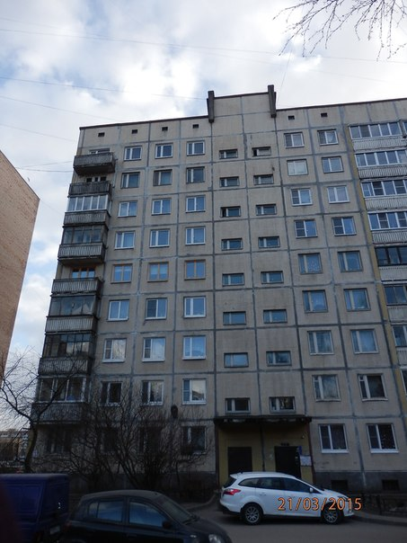 "3ккв в Выборгском районе, метро ""Озерки"" RTzqGXETt7k"