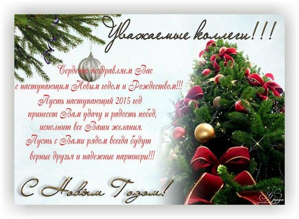 Пермская краевая организация ВОС поздравляет с Новым годом!