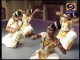Mohiniyattam Vineetha Nedumgadi and Group Malayalam Kerala dance