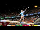 Yana Demyanchuk World Gymnastics 2010 EF - Beam