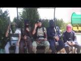 Братья с Таджикистана в Сирии