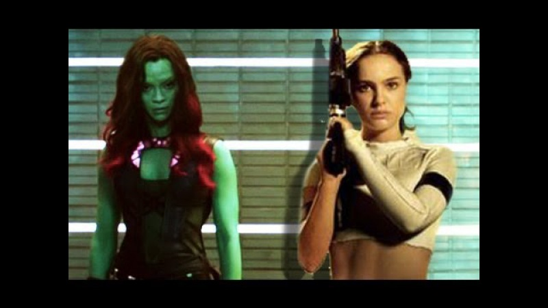 Star Wars (Guardians of the Galaxy Style!) [Prequel Ver.]