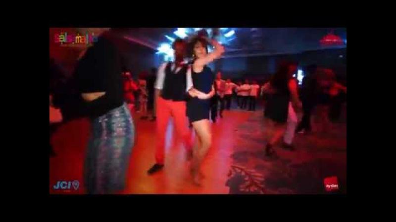 SOCIAL SALSA | TERRY SALSALIANZA - AMELY LY | IIDF 2014