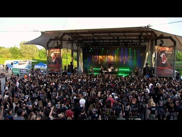 Unisonic Live at Rock Hard Festival