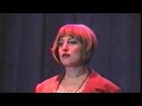 Вторая чеченская. Моздок 1999. Поет Галина Конышева. Концерт.