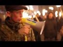 Ukrajna hőse A náci kollaboráns Banderát éltetik Kijevben!