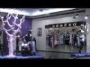 Оформление весенней витрины для компании Verezo