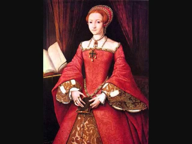 La Volta for Elizabeth I.
