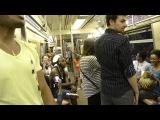 Мюзикл Король Лев в метро