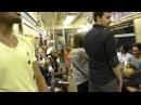 Мюзикл «Король Лев» в метро