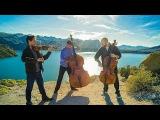 Wake Me Up - Avicii (violincellobass cover) - Simply Three