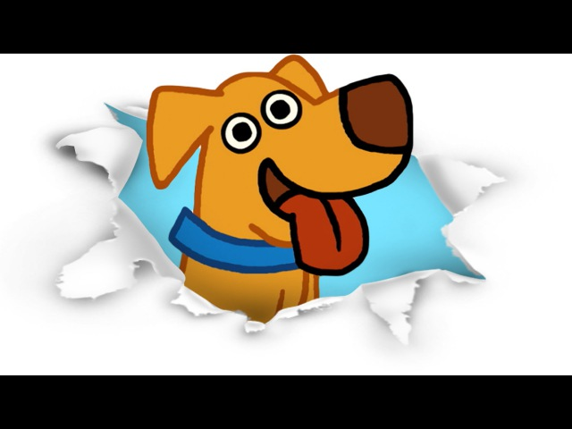 Wag Your Tail   Animal Action Verb Song   Super Simple Songs