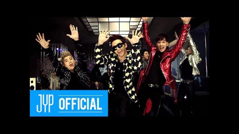 2PM HANDS UP M/V