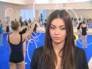 Мастер-класс чемпионки мира по художественной гимнастике Дарьи Дмитриевой в Челябинске