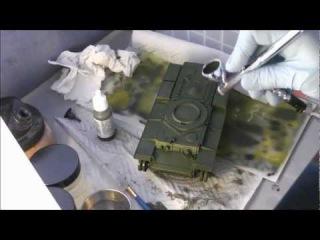 1/35 Tamiya KV-1B Russian Tank Update 3