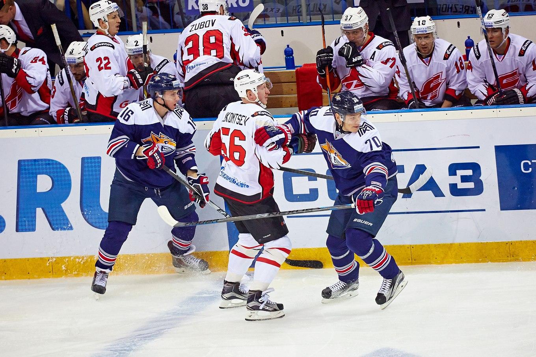 Железков Медведев