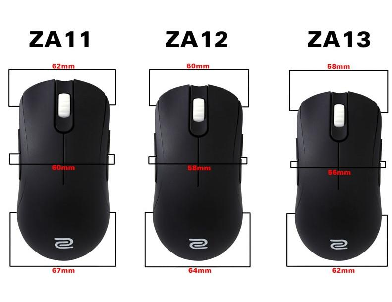 Гейерские мыши ZA Series