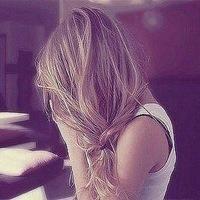 Фото на аву для девушек красивые новые без лица русые волосы