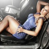 Шикарные модельные авточехлы в Актау