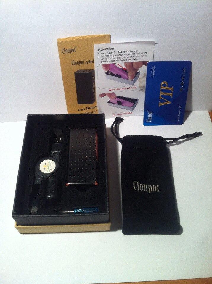 Kayfun 4 + Cloupor mini 30W 002
