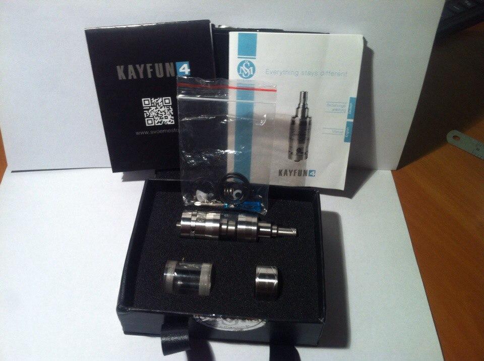 Kayfun 4 + Cloupor mini 30W 408