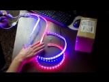 светодиодные ленты для подсветки рассады