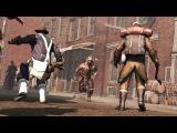 Assassin's Creed III (Wii U) Tyranny of King Washington DLC Bear Power Trailer