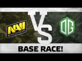 Base race! by NaVi vs OG @Starladder | i-League European Qualifier