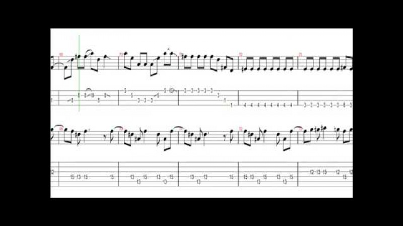 Takarabako ~TREASURE BOX~ - Okui Masami :: Bass Vocal Tab