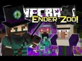 Обзор модов Minecraft #88 Ender Zoo Mod 1.8/1.7.10 - Спортсмены атакуют:)
