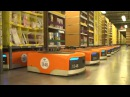 Amazon Kiva robots - Amazing robots work in Amazon