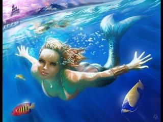 Звуки моря.Голоса дельфинов.Целительная музыка 3. (Healing music-Sounds of the Sea-Dolphin Voice 3)