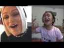 Flashlight JessieJ and Bernice Shane Quirante Sabino 9 y/o Pinay (Smule Sing)(Saipan-CNMI)