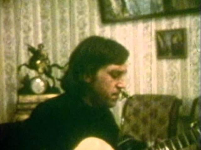 Владимир Высоцкий На квартире у Л Максаковой Москва 1976