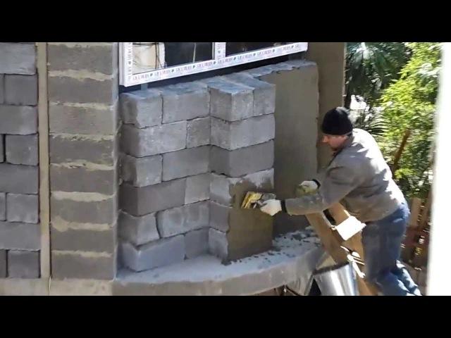 Уникальная стройка в Сочи. Ошибки строителей. Строительство дома.