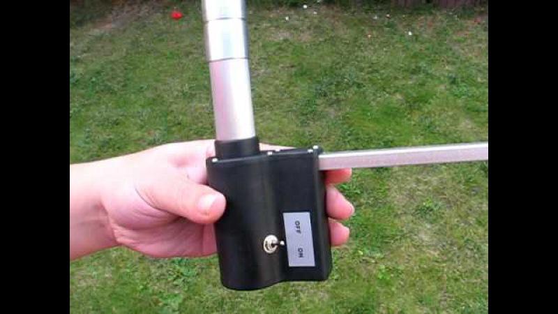 Odymiacz elektryczny wlotkowy aparat do odymiania pszczół