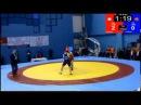 Marsagishvili(GEO) 1/4 Final -97 kg Yasar Dogu 2015