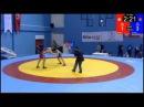 Marsagishvili(GEO)-Metreveli(GEO) -97 kg Yasar Dogu 2015 Istanbul Turkey