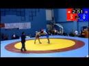 Marsagishvili(GEO) 1/2 Final -97 kg Yasar Dogu 2015