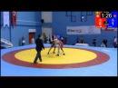 Marsagishvili(GEO) 1/8 Final -97 kg Yasar Dogu 2015