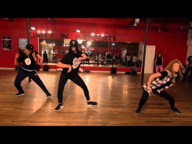 [Class Footage] @devin_solomon choreography | @torylanez - In For It | Millennium Dance Complex