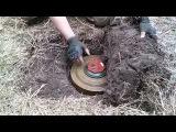 Установка и снятие противотанковой мины с сюрпризом