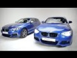 2015 BMW 1 Series Facelift - New vs Old - Side by Side Comparison