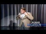 Jim Carrey imitating Elvis Presley