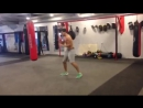 Abel Gevor - Gettin' ready for my upcoming fight on October 3rd in Hamburg