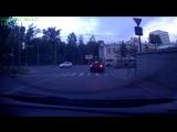 ДТП на Кирова-Ленина 07.07.2015 20:30