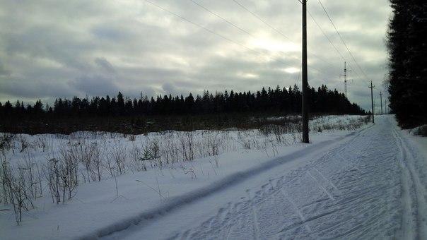 Схемы лыжной трассы