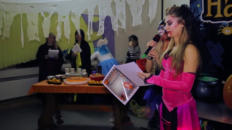 Хеллоуин 2015, Отчетный концерт FLEXX, MODELIFE